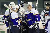 Vítězná série studéneckých hokejistů se zastavila na čísle 6.