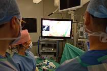 Nejmodernější technologie zobrazení využívající fluorescenci pomůže snížit v Nemocnici Nový Jičín výskyt pooperačních komplikací a zpřesnit diagnostikuvNemocnici Nový Jičín.