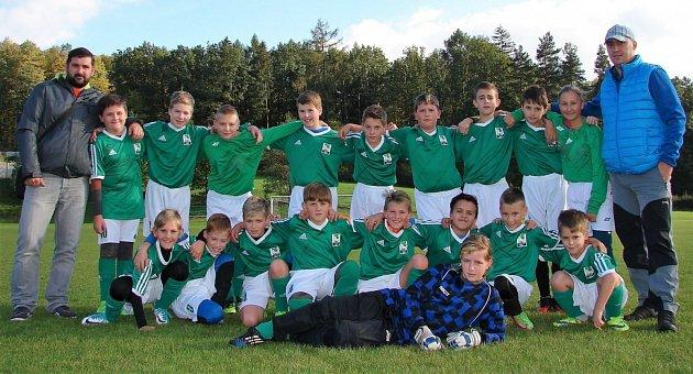 AFC Veřovice, mladší žáci