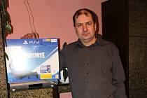 Vítězem podzimní části oblíbené TIP ligy Deníku v Moravskoslezském kraji se stal Lumír Sendler z Luboměře.