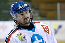 Olympijský vítěz z Nagana David Moravec, proměnil v dresu Orlové trestné střílení a ukončil tak přestřelku s Novým Jičínem.