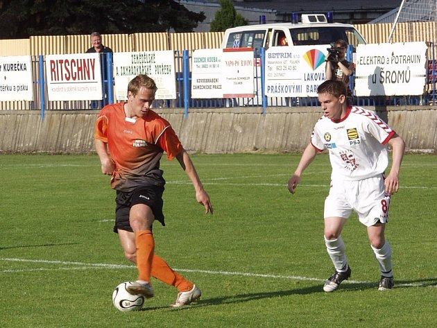 Fotbalisté Fulneku zvládli další důležitý zápas, když doma porazili Jihlavu.