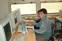 Jedenáctiletý Martin Štěpánek, stejně jako další účastníci z Kopřivnice, postoupil do mezinárodního kola.
