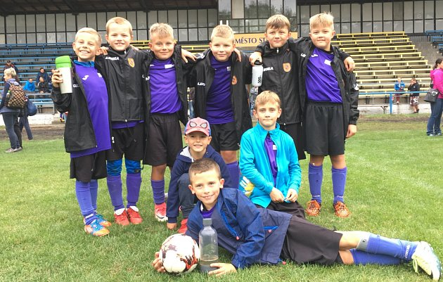 Fotbal Fulnek, mladší přípravka