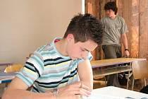 Období přijímacích zkoušek na střední školy jsou v plném proudu.