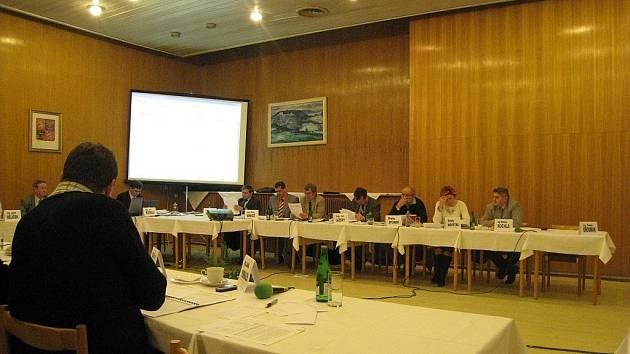 O prodeji objetku č. 17 na Butovické ulici jednali zastupitelé Studénky.