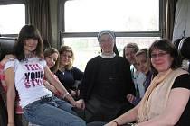 Oderské studentky s učitelkou jedou do Rakouska.