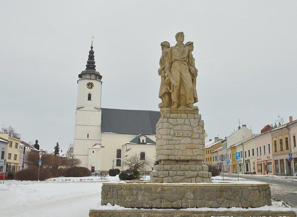 Slezské náměstí