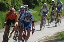 Cyklisté novojičínského Team Forman Cinelli v poslední době ovládli například závod ve slovenském městě Partizánske, kde brali všechna místa na stupních vítězů.