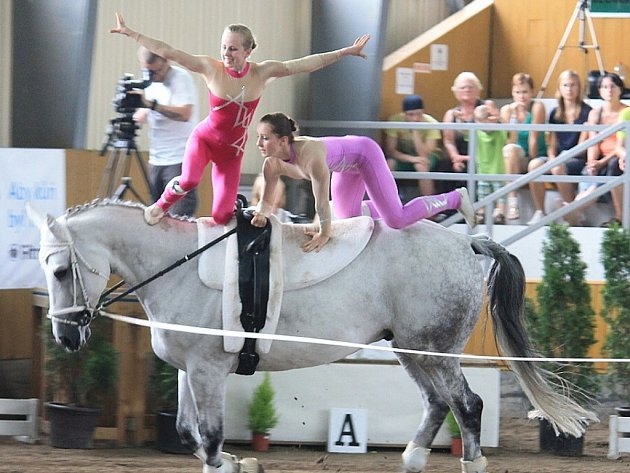 Závodníci nabídli divákům nevšední podívanou a povedený sportovní zážitek.