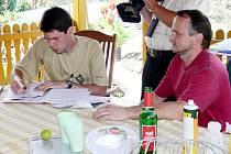 Společnost Člověk v tísni pomohla finanční částkou lidem postiženým červnovými povodněmi také v Kuníně na Novojičínsku.