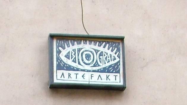 Novojičínský biograf Artefakt.