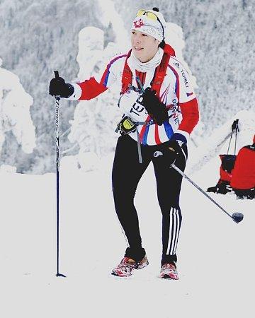 120. Tolik kilometrů zvládla během závodu Klára Rampírová zTrojanovic, která zvítězila před druhou Boženou Kováčovou a třetí Petrou Bielinovou.