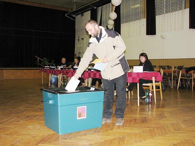 Volby 2008 na Novojičínsku.