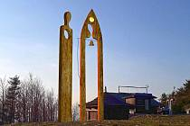 Takto by mohla vypadat realizovaná Poustevníkova zvonička na Pustevnách.