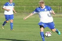 Jakub Macíček, který přišel do Petřvaldu na Moravě před začátkem sezony z divizního Nového Jičína, rozhodl duel na hřišti Ostravy-Jih vítězným gólem.