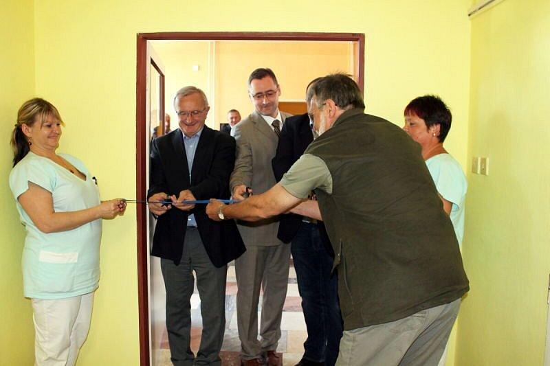 Modernizace bílovecké nemocnice pokračuje. Nový rentgen, který byl v pondělí otevřen, bude sloužit všem obyvatelům spádové oblasti.