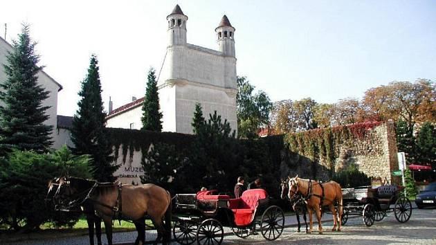 V Žerotínském zámku v Novém Jičíně dnes sídlí Muzeum Novojičínska. I to letos slaví výročí – přesně stodvacáté.
