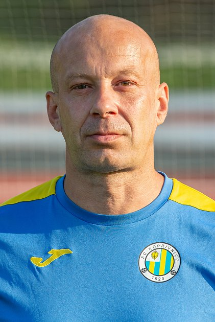 Fotbalový klub FC Kopřivnice, 24.září 2020.Kamil Boháček - brankář
