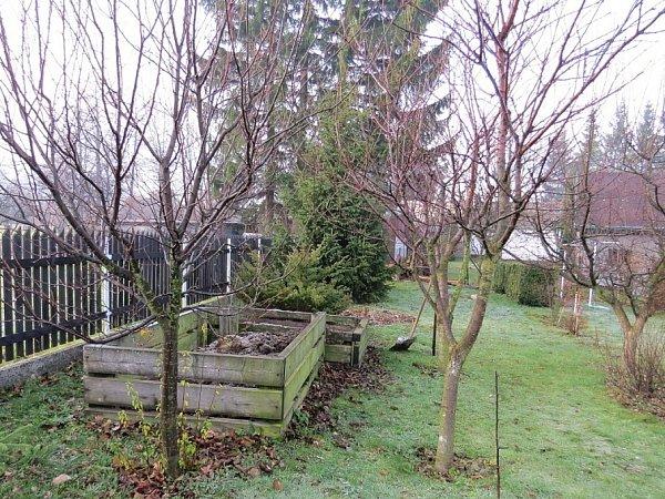 Vkompostu na zahradě tohoto domu ve Frenštátě pod Radhoštěm mělo být nalezené tělo zavražděného majitele objektu.