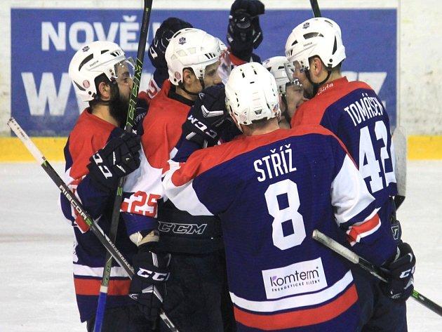 Hokejisté Kopřivnice prohráli na ledě vedoucího celku 2. ligy, sk. Východ, z Poruby 1:5.
