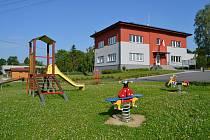 Dětské hřiště. Ilustrační foto