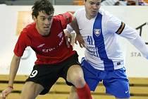 Bílovecký odchovanec a nynější futsalový reprezentant Michal Seidler.