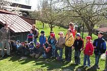Ekovýchova je jedna z mnoha aktivit Záchranné stanice v Bartošovicích.
