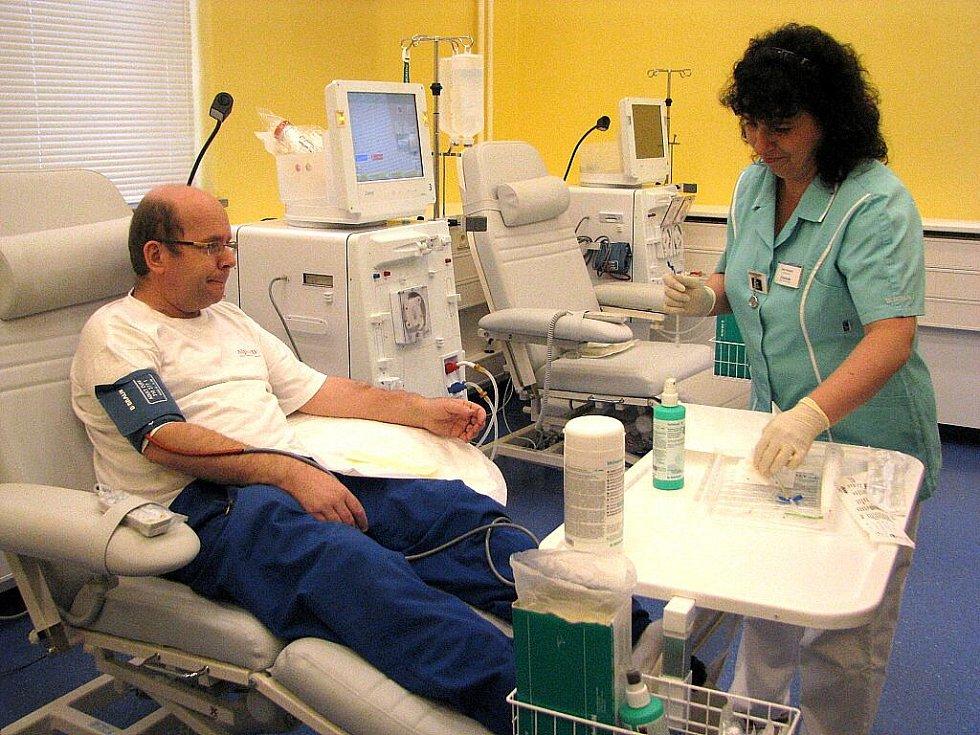 V Bílovecké nemocnici funguje nová dialýza.