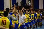 Kopřivničtí házenkáři vyhráli derby. Foto: Ivan Pilát