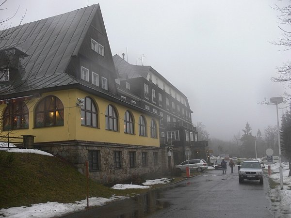 Hotel Tanečnica má bohatou minulost.