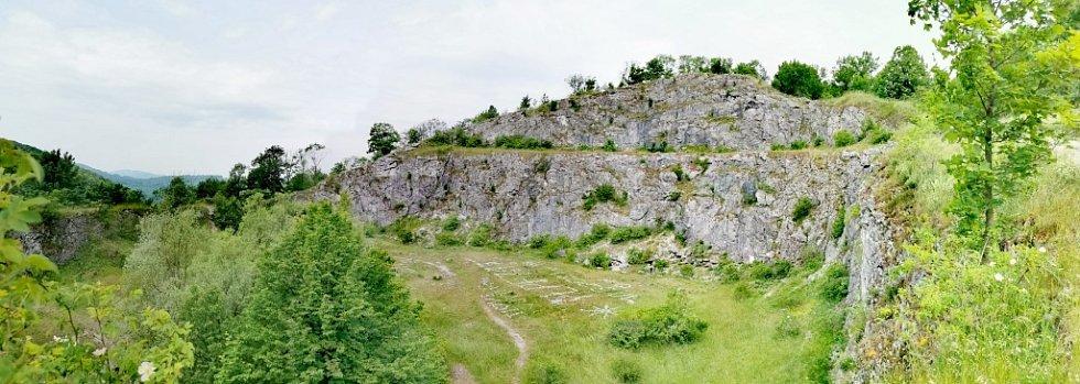 Arboretum ve Štramberku.