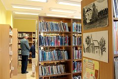 Výročí 120 let od založení obecní knihovny si letos připomínají v Hodslavicích.