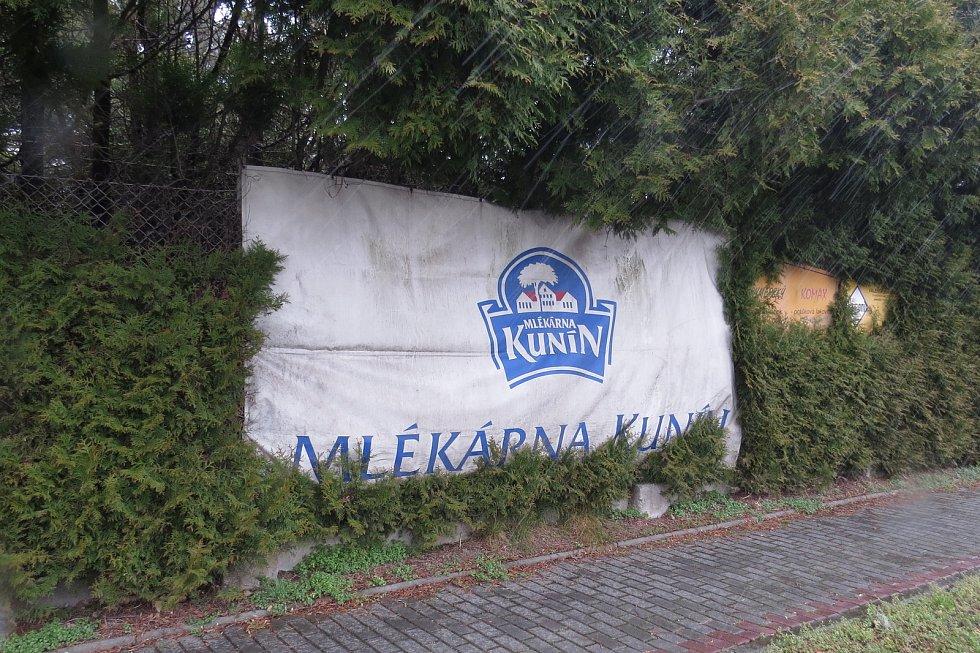 Mlékárna Kunín je v současné době v Ostravě-Martinově.