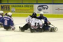 Druhý ročník mezinárodního klubového turnaje ve sledge hokeji hostí v těchto dnech Studénka.