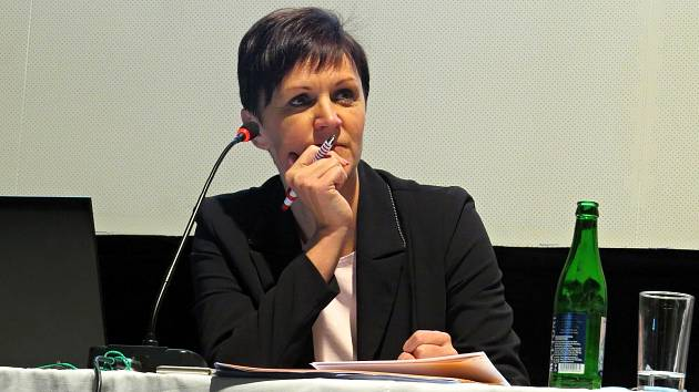 Andrea Hlávková, předtím než se stala starostkou Štramberka, byla vedoucí finančního oddělení zdejšího městského úřadu.