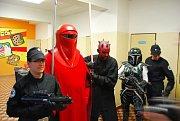 Již po dvanácté se do Kopřivnice sjeli fanoušci sci-fi, fantasy, a především kultovní filmové série Star Wars (Hvězné války), aby se zde setkali na tradiční akci KOPRCON 2014.
