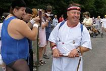 Recesní akce Pyjamo tour de Javorník se konala již po osmé. Ilustrační foto.