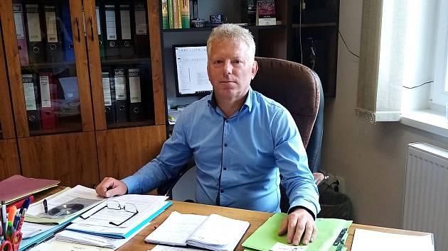 Miroslav Chudják, starosta Velkých Albrechtic.