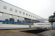 Sportovní hala s krytým bazénem v Novém Jičíně. Ilustrační foto.