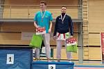 Třetí místo obsadil na mezinárodním turnaji v brně kopřivnický karatista Michal Tomek.