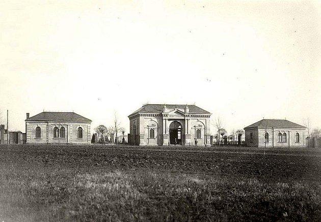 Novojičínský hřbitov slouží od 19. století.