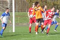 Novojičínský brankář Ognyan Ognyanov má na jaře, stejně jako celý tým Nového Jičína, parádní formu, když v sobotu proti Brumovu udržel již páté čisté konto ve druhé polovině sezony.