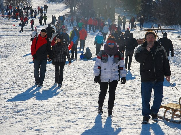 15. ročník Mistrovství světa v bobbingu se uskutečnilo na Pustevnách v sobotu 14. února.