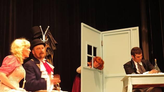 Štramberská divadelní přehlídka amatérských divadel. Ilustrační foto.