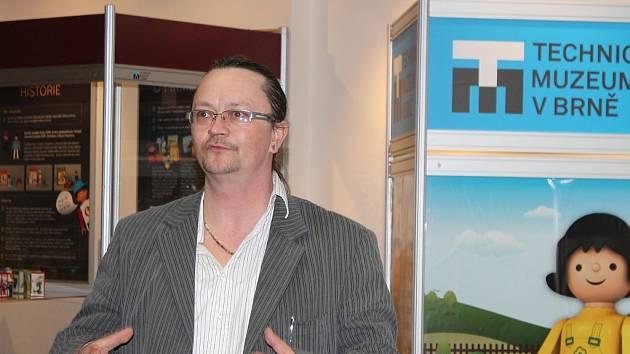Kamil Doležal z firmy Efko věří, že Igráček má netušené možnosti.