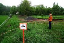 Nové hřiště v Rybí bude mít široké možnosti využití.