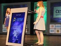 Sportovní hvězdou za rok 2017 se stala kuželkářka Klára Tobolová ze Sedlnice.