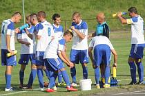 Novojičínští fotbalisté najeli po porážce s Bohumínem znovu na vítěznou vlnu.