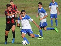 FK Nový Jičín – Slezský FC Opava B 1:1